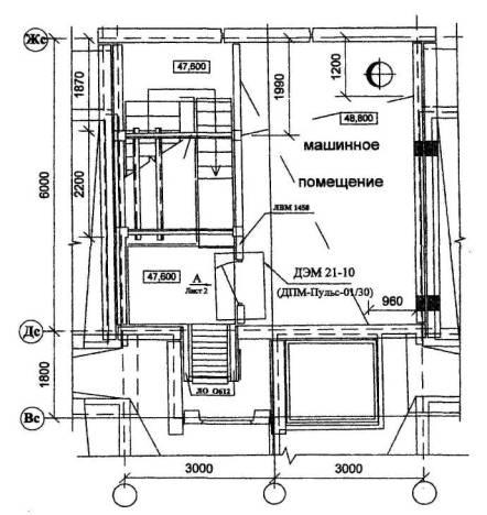 стальные двери дома типа п44т