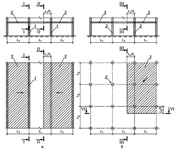 Высота сбрасывания бетонной смеси в перекрытие объем и вес керамзитобетона