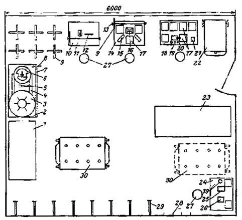 типовая технологическая карта на устройство слаботочной электрической сети