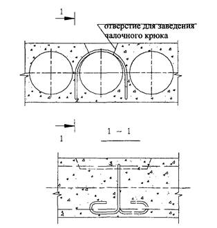 Петли на плитах перекрытия характеристики деревянных опор лэп
