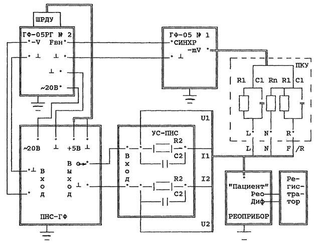 Рисунок А.1 - Схема соединения