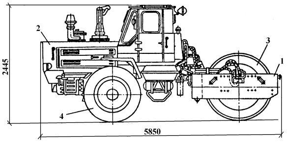 Рисунок 3 - Общий вид