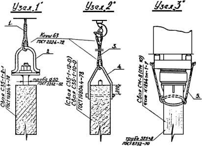Схема движения бур. станка и