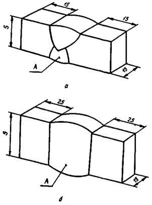 Инструкция по металлографии сварных соединений