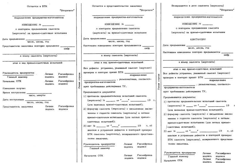 Протокол приемо сдаточных испытаний образец
