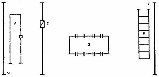 31 - подвесной конвейер;