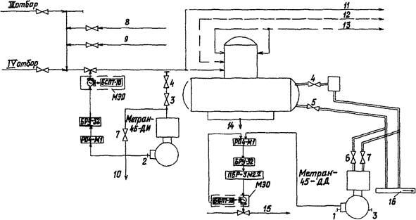 Метран-45-ДИ - датчик давления