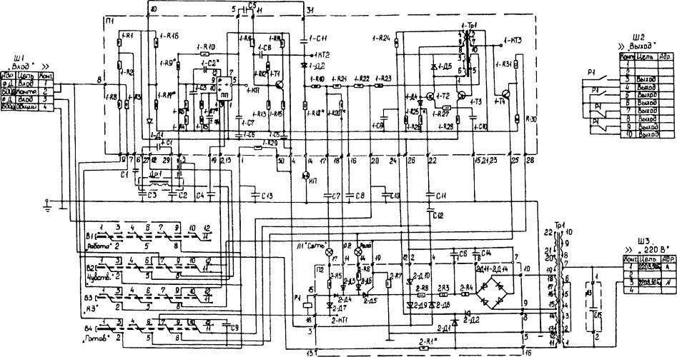 Рисунок 10 - Структурная схема