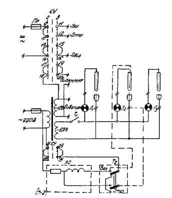РД Руководство по капитальному ремонту масляного  1 контрольный груз Р 800 Н 2 контрольный стержень 3 контрольный груз Р 20 Н